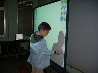 a pizarra dixital gana terreo nas aulas